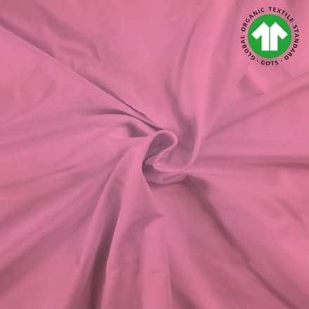 Fabrilogy - French Terry - Roze fabrilogy16a