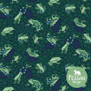 Overzicht duurzame stoffen frogs dark