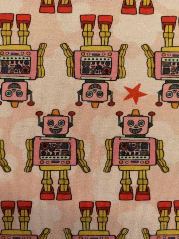 Tradsnella - Robocop roze robocop pink2