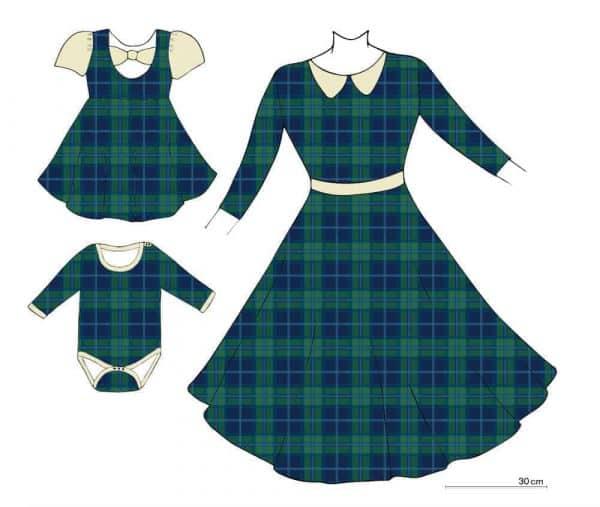 Fossan- Schotse ruit groen ruth blue4