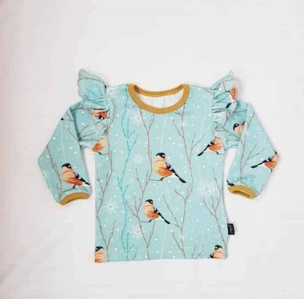 Tyglycka - Winter Birds winter birds3 1