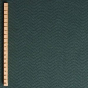 Mind the Maker chevron quilt (sweat) Green