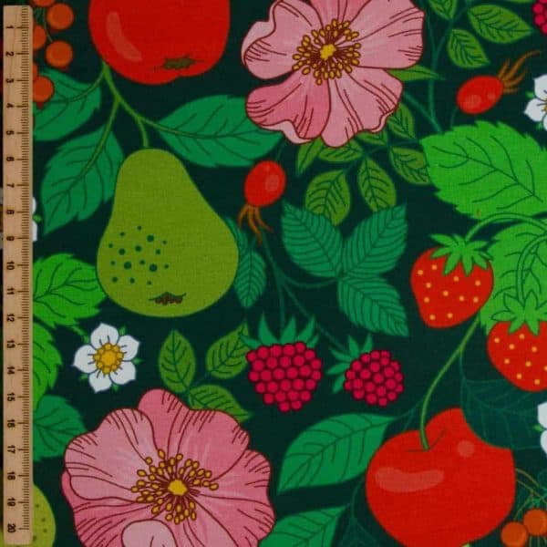 Vintage in my Heart- Selmas Garden groen (Tricot) vintage selmas garden1 Aangepast