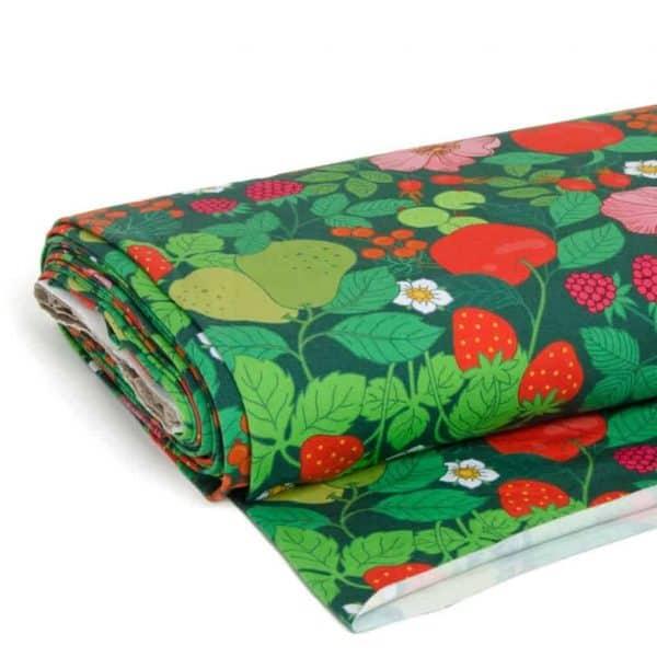 Vintage in my Heart- Selmas Garden groen (Tricot) vintage selmas garden2 Aangepast