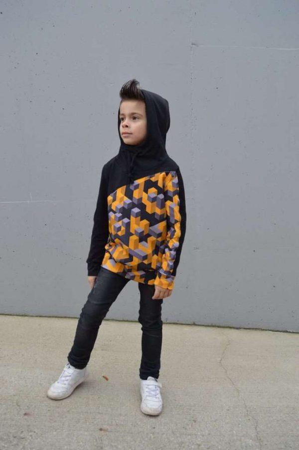 JF Fabrics cubes (tricot)