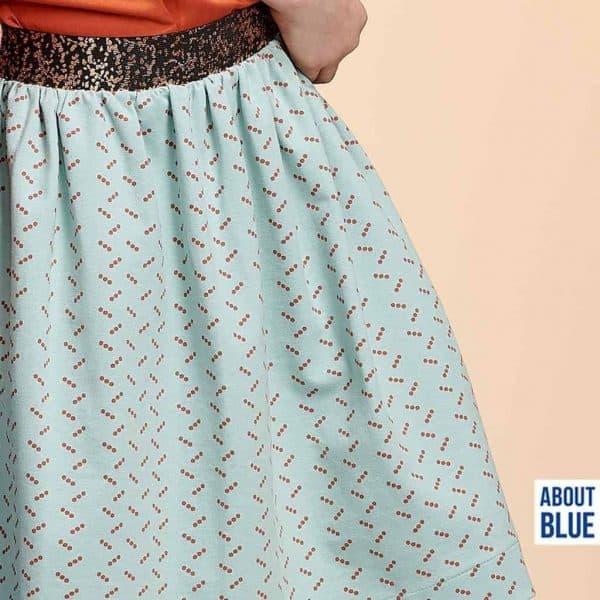 About Blue- tridots blue