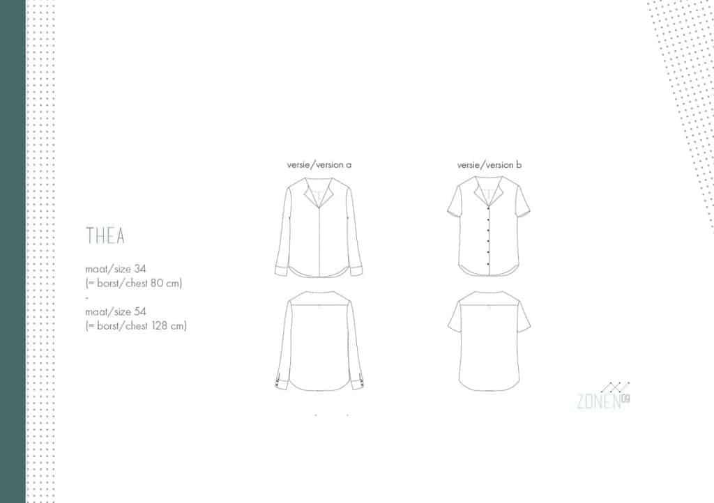 Workshops thea blouse
