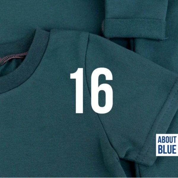 About Blue - Blue Wing Teal 16 AB 800 UNI 4 grande Aangepast