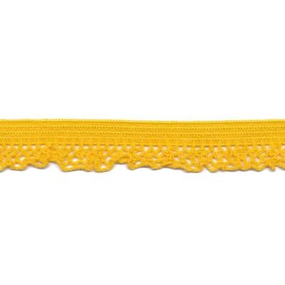 Elastisch kant - Geel 12mm geel 1
