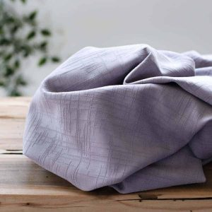 Meet Milk- Tencel Jacquard Gurnge Purple Haze (Lila)