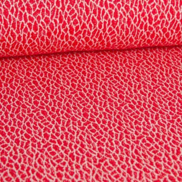 Albstoffe- Goosebumps A63/17 (Life Loves You) Rood albstoffe goosebump rood1 Aangepast