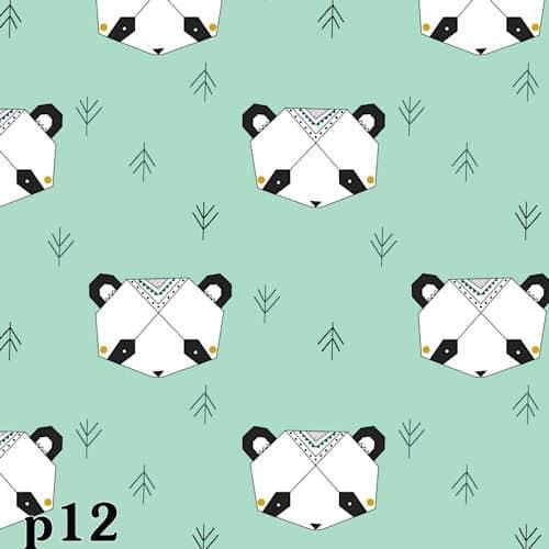 Katia - Katoen Popeline Origami Panda 4qlnacmp.zcu .katia fabric poplin 12