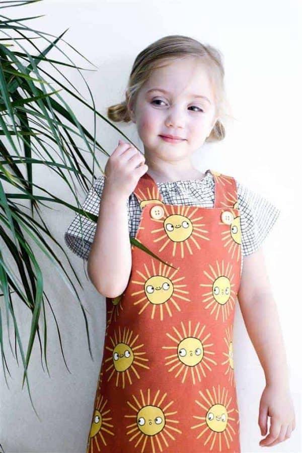 Eva Mouton - Sun (French Terry) E01001 807 1 a