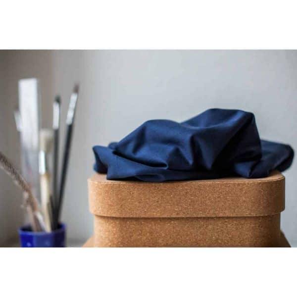 Meet Milk- Basic Stretch Jersey met TENCEL™ vezels- Blueberry basic stretch blueberry2 Aangepast