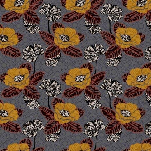 Poppy- Oriental flower 07342.002