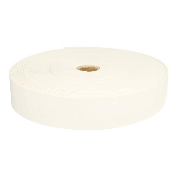 Stevig Elastiek wit 40mm breed 97003 stevig elastiek 40mm