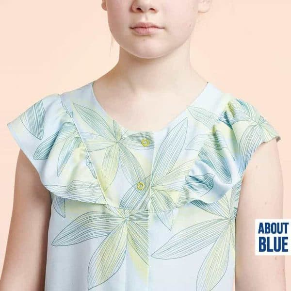 About Blue- Let me be a flower crepe viscose AB 800 06 LetMeBe5 Aangepast