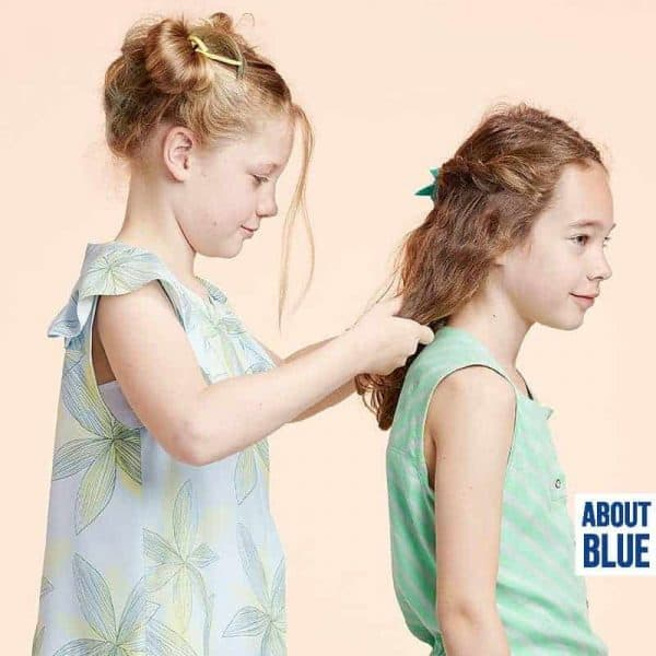 About Blue- Let me be a flower crepe viscose AB 800 06 LetMeBe6 Aangepast