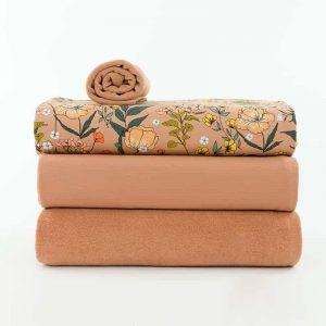 Nieuw binnen! Sponge Terry Cloth Camel Brown SYAS Summer 2020 01b 1