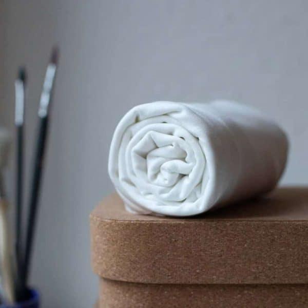 Meet Milk- Basic Stretch Jersey met TENCEL™ vezels- White basic stretch white2