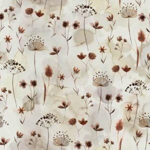 Home pressed flowers Aangepast