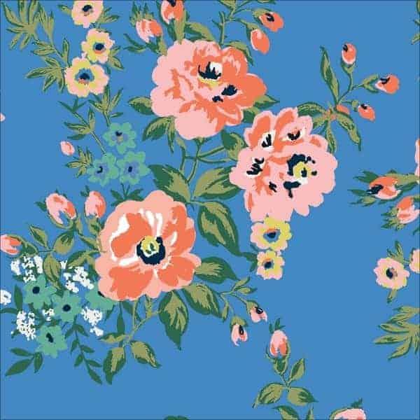 Cloud9- Sweet rose rayon 2269 61