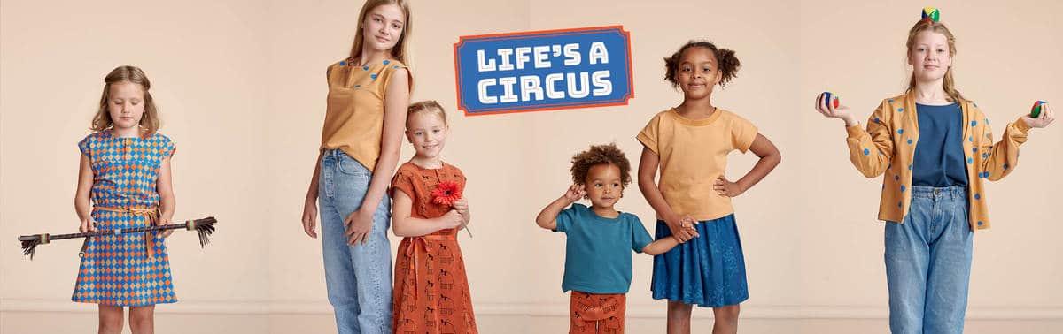 Home lifes a circusa