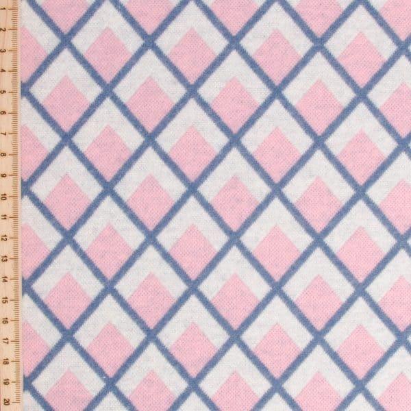 Albstoffe - Fatima Wooltouch - Rose albstoffe wooltouch rozeB