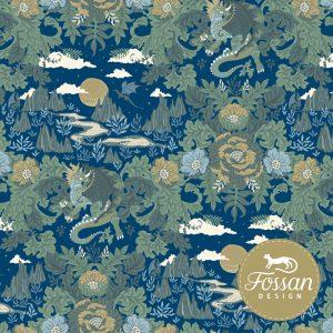 Overzicht duurzame stoffen Shop Ancient Dragons Mist Blue small