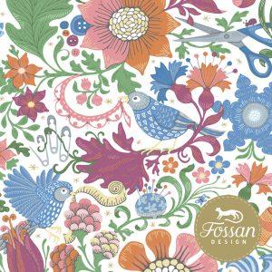 Overzicht duurzame stoffen Shop Sewing Story White