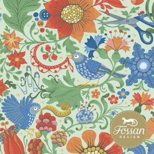 Overzicht duurzame stoffen Shop Sewing story happy green
