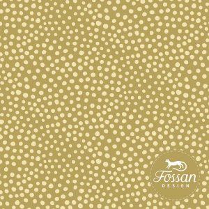 Overzicht duurzame stoffen Shop stone dots gold